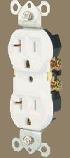 Standard Duplex Receptacle